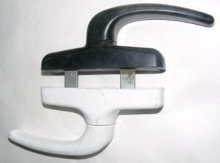 maner termopan aluminiu