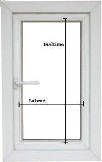 Calculator pret sticla termopan